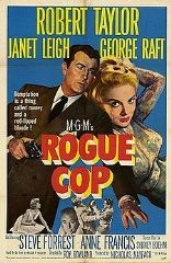 Rogue Cop 1954 DVD - Robert Taylor / Janet Leigh